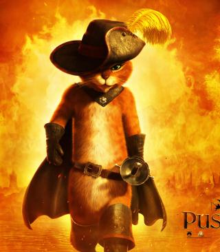 Puss In Boots - Obrázkek zdarma pro 480x854