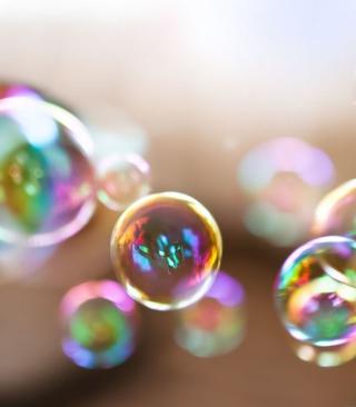 Colorful Bubbles - Obrázkek zdarma pro Nokia X3-02