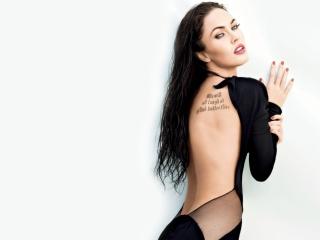 Megan Fox Tattoo - Obrázkek zdarma pro 1600x900
