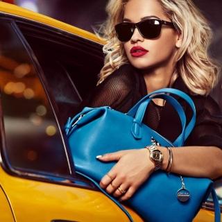 DKNY Advertising - Obrázkek zdarma pro iPad mini