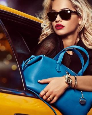 DKNY Advertising - Obrázkek zdarma pro 480x854