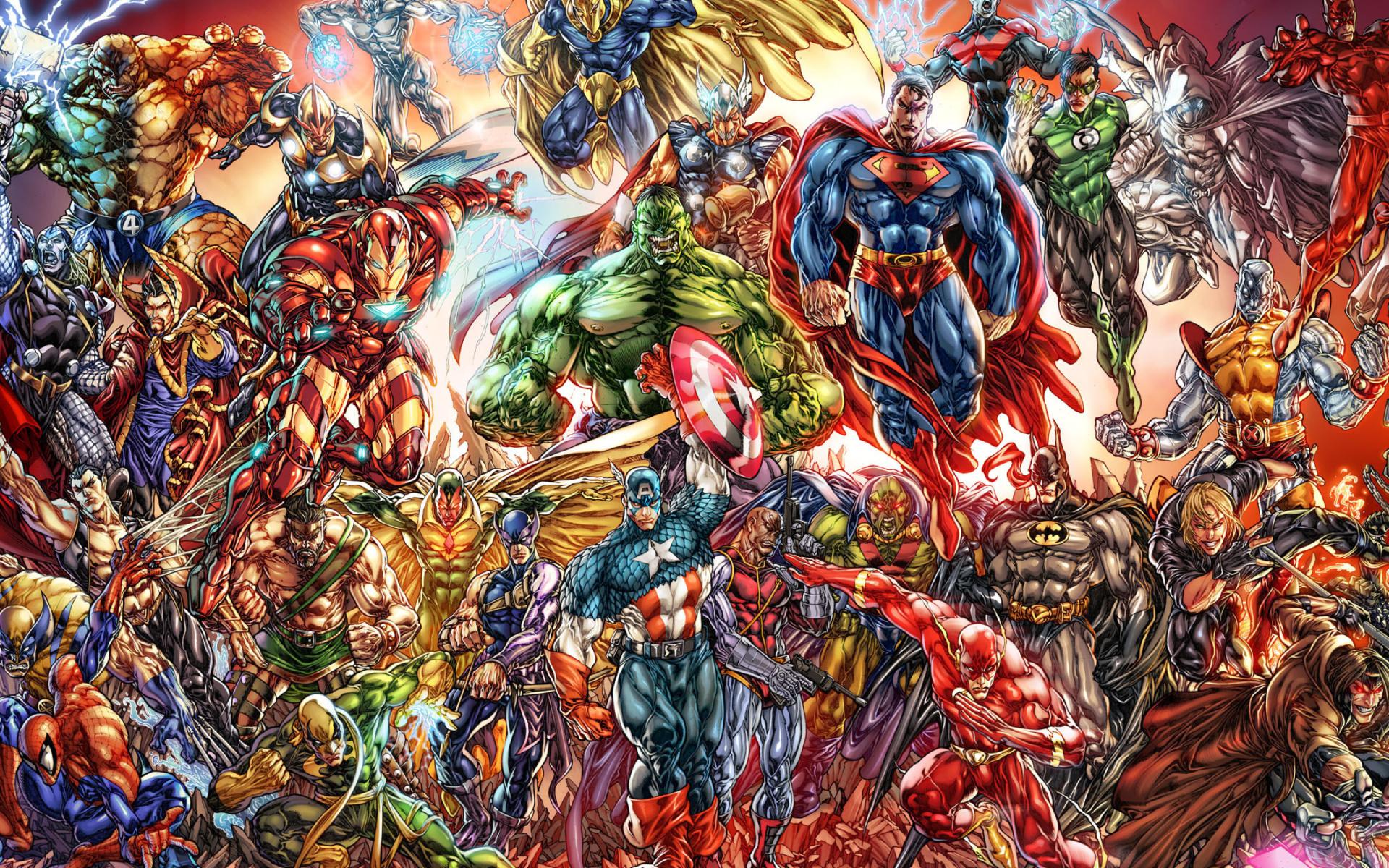 Descargar Fondos de Pantalla de Marvel Comics Descargar el Fondo de Pantalla