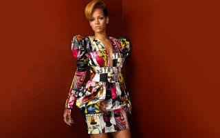 Rihanna - Obrázkek zdarma pro 1920x1200