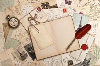 Retro Letters - Obrázkek zdarma pro 1920x1408