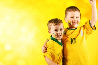 Brasil FIFA Football Fans Wallpaper for Android, iPhone and iPad