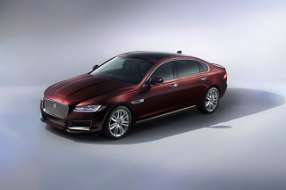 Jaguar XFL - Obrázkek zdarma pro HTC Desire