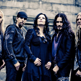 Nightwish - Obrázkek zdarma pro iPad mini 2
