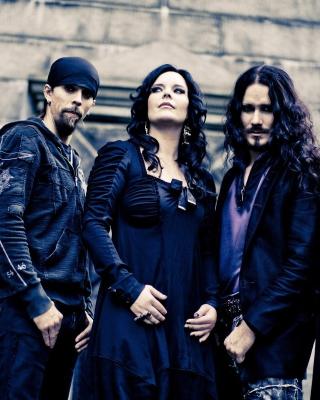 Nightwish - Obrázkek zdarma pro iPhone 5C