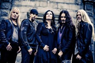 Nightwish - Obrázkek zdarma pro LG P500 Optimus One