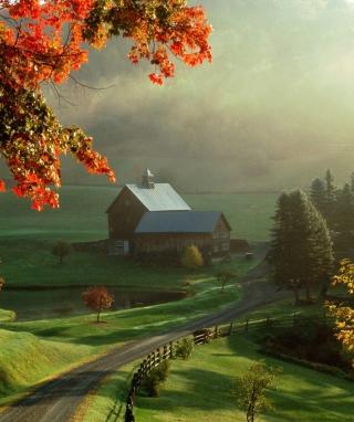 Beautiful Nature Landscape - Obrázkek zdarma pro 132x176