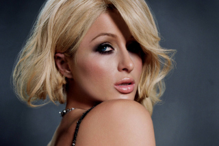 Paris Hilton - Obrázkek zdarma pro Fullscreen Desktop 800x600