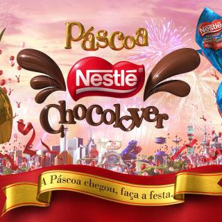 Nestle - Obrázkek zdarma pro iPad mini