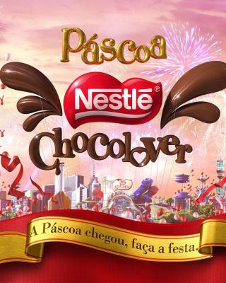 Nestle - Obrázkek zdarma pro iPhone 4
