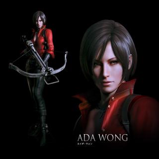 Ada Wong Resident Evil 6 - Obrázkek zdarma pro 320x320