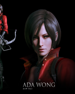 Ada Wong Resident Evil 6 - Obrázkek zdarma pro iPhone 6 Plus