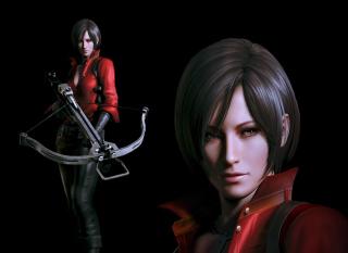 Ada Wong Resident Evil 6 - Obrázkek zdarma pro Samsung Galaxy Tab 4 8.0