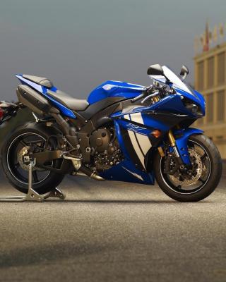 Yamaha R1 Motorcycle - Obrázkek zdarma pro 480x854