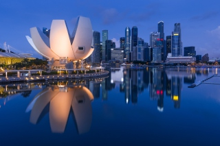 Free Singapore in Southeast Asia Picture for Android, iPhone and iPad