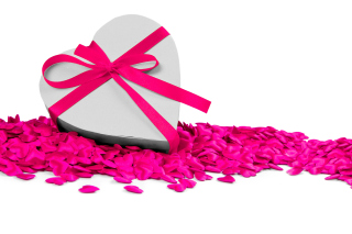 Heart Shaped Box Gift Picture for Nokia Asha 200