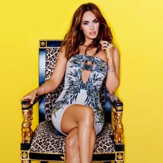 Megan Fox - Obrázkek zdarma pro 128x128