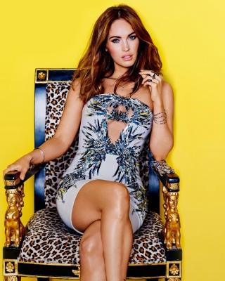Megan Fox - Obrázkek zdarma pro Nokia Asha 203