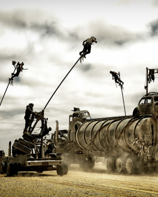 Mad Max fury Road - Obrázkek zdarma pro Nokia C-Series
