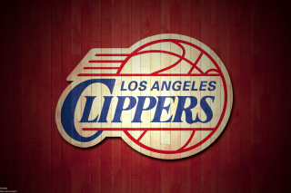 Los Angeles Clippers Logo Background for Android, iPhone and iPad