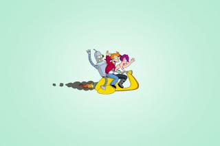 Futurama - Obrázkek zdarma pro 960x854
