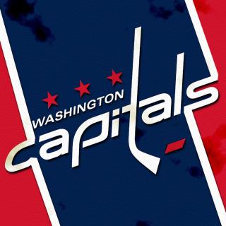 Washington Capitals NHL - Obrázkek zdarma pro 1024x1024
