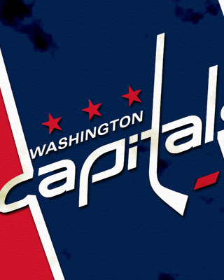 Washington Capitals NHL - Obrázkek zdarma pro 128x160