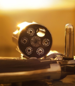 Russian Roulette - Obrázkek zdarma pro 360x640