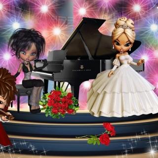 Dolls Event - Obrázkek zdarma pro iPad mini 2