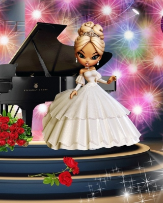 Dolls Event - Obrázkek zdarma pro Nokia C-Series