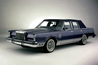Lincoln Continental Picture for Android, iPhone and iPad