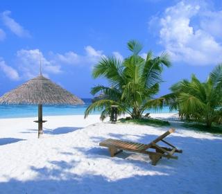 Mexico Beach Resort - Obrázkek zdarma pro 320x320