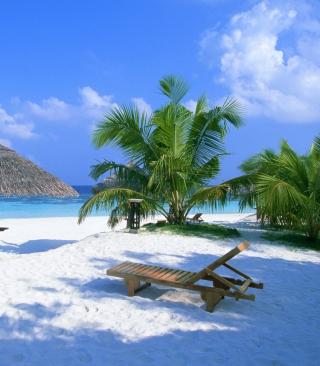 Mexico Beach Resort - Obrázkek zdarma pro Nokia 300 Asha