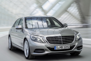 2016 Mercedes Benz S400 4Matic Background for Android, iPhone and iPad