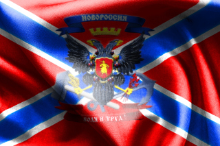 Novorossiya Flag Background for Android, iPhone and iPad