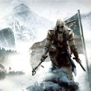Assassins Creed III - Obrázkek zdarma pro iPad Air
