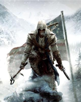 Assassins Creed III - Obrázkek zdarma pro Nokia X3