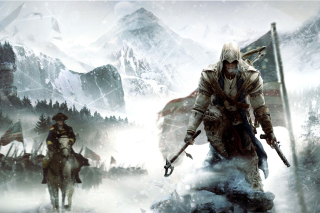 Assassins Creed III - Obrázkek zdarma pro Samsung Galaxy Ace 3