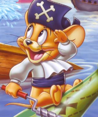 Jerry Pirate - Obrázkek zdarma pro Nokia Asha 503