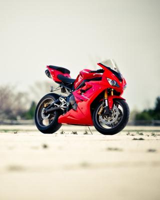 Triumph Daytona 675 Sport Bike - Obrázkek zdarma pro iPhone 5S