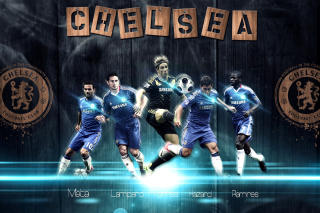 Chelsea, FIFA 15 Team Picture for Android, iPhone and iPad