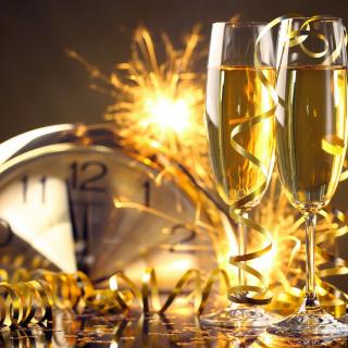 Happy New Year Countdown - Obrázkek zdarma pro iPad mini