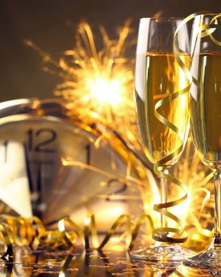 Happy New Year Countdown - Obrázkek zdarma pro Nokia Asha 501