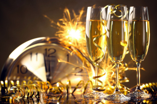 Happy New Year Countdown - Obrázkek zdarma pro Nokia X5-01