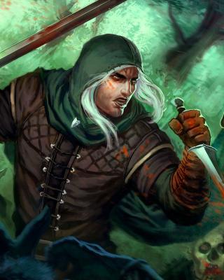 Goblins and Warrior - Obrázkek zdarma pro 360x400