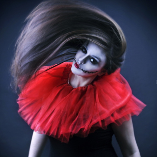 Joker Girl - Obrázkek zdarma pro 1024x1024