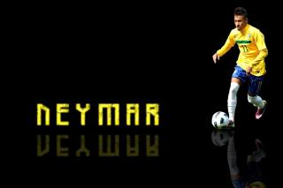 Neymar Brazilian Professional Footballer - Obrázkek zdarma pro Samsung Galaxy S3